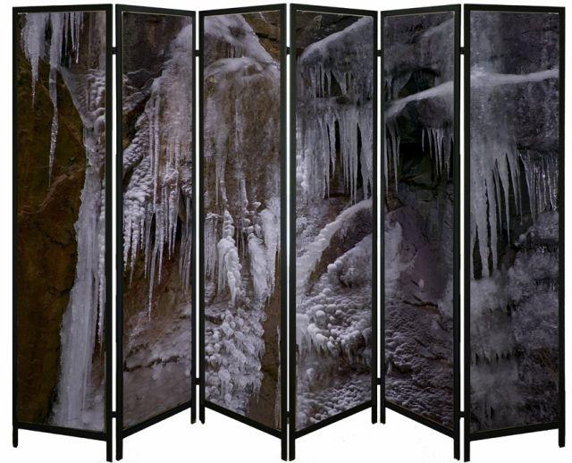 los biombos son ideales para la decoracin de interiores como elementos separadores de ambientes como decoracin para frenar las corrientes de aire como
