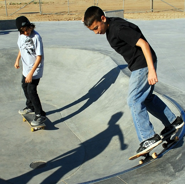 Andar en Skate